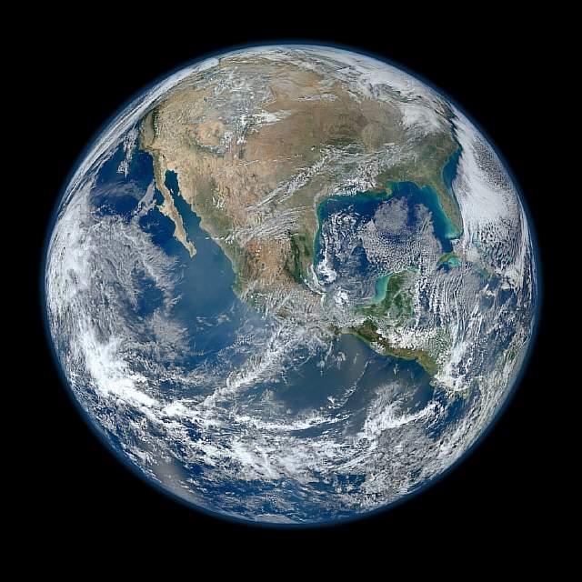 Земля фото