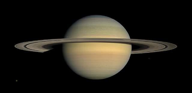 Сатурн фото