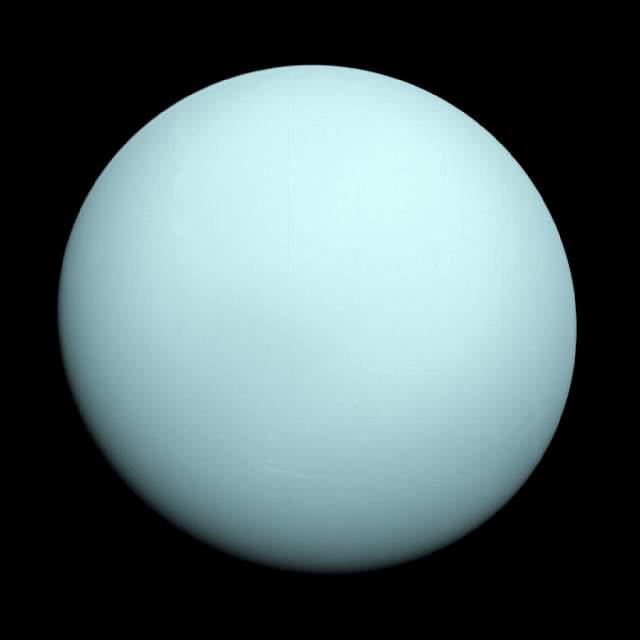 Уран фото