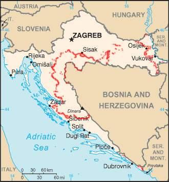 Croatia_minefields
