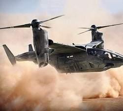 Будущее авиации — гибридный «вертолётный самолёт»