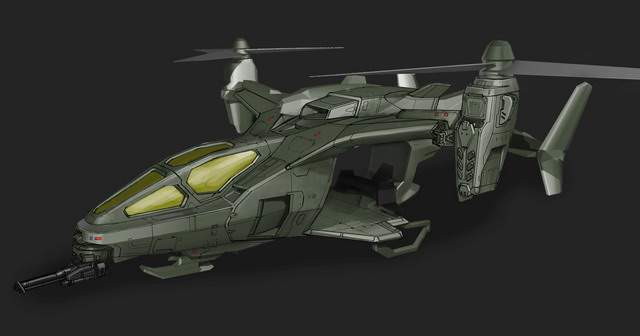 UH_144_FALCON_by_AirForceHero