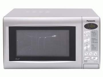 NN-K125MBGPG_Grill-Mikrowelle_silber_Panasonic