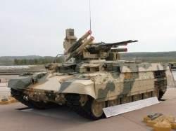 Неудержимый русский танк Терминатор стал ещё более смертоносным