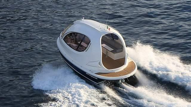 Крошечная роскошная яхта, которую может позволить себе практически любой
