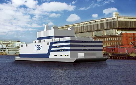 russian-floating-power-plant
