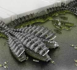 Водный мир: Образ будущего, в котором человечество приняло подъём уровня океана