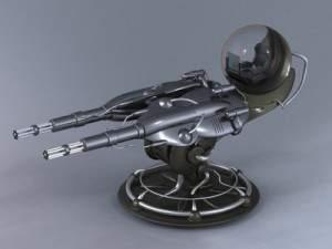 Пушка невидимости использует луч темноты, чтобы заставить объекты исчезнуть « Gearmix
