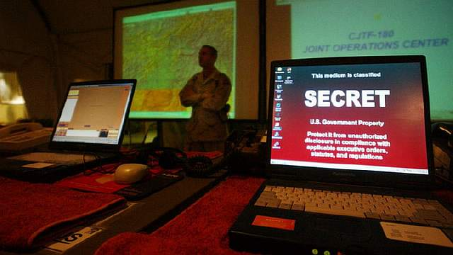 New Allied Command Center In Afghanistan