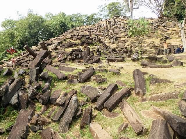 Находки на Западной Яве указывают на неизвестную древнюю цивилизацию