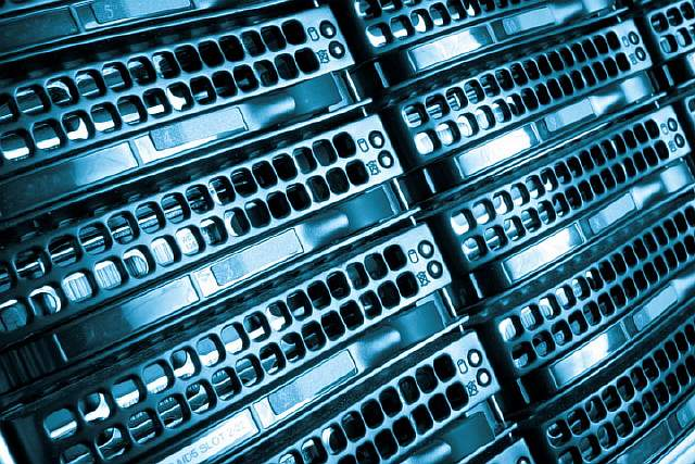 data-center-hard-drives-storage-shutterstock_112814833