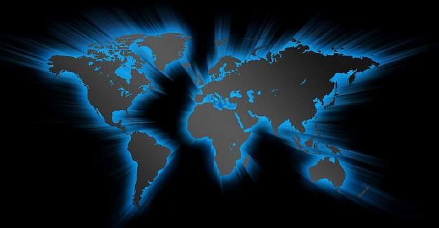 glowing-world-map-background