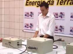 Бразильские изобретатели представили на всеобщее обозрение генератор свободной энергии