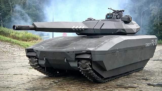 polish tank PL-01