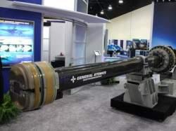 Новая рельсовая пушка Флота США способна запускать снаряд со скоростью свыше 8000 километров в час