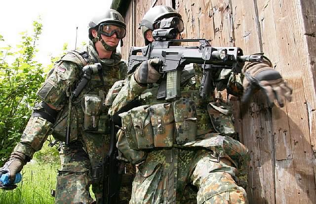 Infanterist der Zukunft Erweitertes System ( IDZ ES )