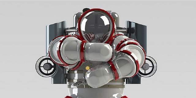 Подводный костюм Железного человека готов отправиться на дно океана
