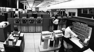 Путешествие во времени: 50 лет назад IBM выпустила iPhone размером с комнату
