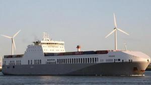 Секретная плавучая база спецназа США выглядит как обычный грузовой корабль