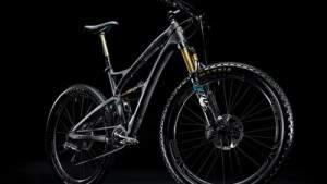 Необычный велосипед компании Yeti радикально оптимизирует езду по бездорожью