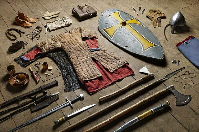 Huscarl-Battle-of-Hastings-1066