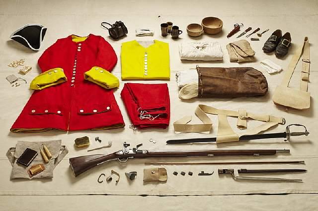 Private-Sentinel-Battle-of-Malplaquet-1709