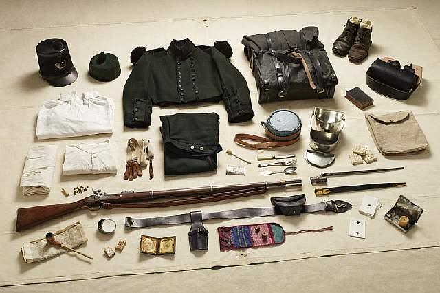 Private-Soldier-Rifle-Brigade-Battle-of-the-Alma-1854