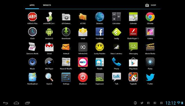 android os 4.2 for pc