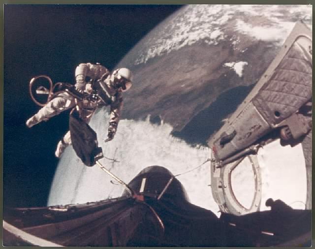 15 раритетных снимков, сделанных NASA в первые десятилетия освоения космоса