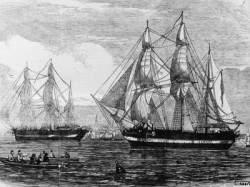 Потерянный в Арктике 160 лет назад корабль был найден вновь – благодаря глобальному потеплению