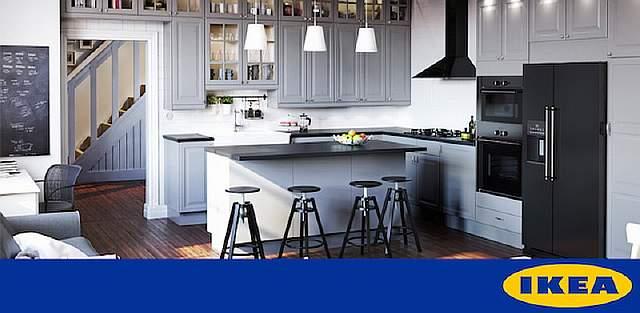 Икеа кухни интерьер дизайн