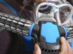Технология в действии: Маска, позволяющая дышать под водой без акваланга