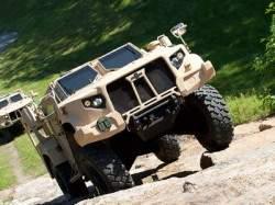 Этот миниатюрный бронированный грузовик может стать следующим Humvee