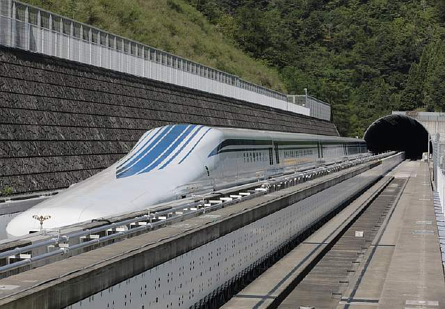 World's Fastest Train Resumes Trials As Japan Plans Maglev Line