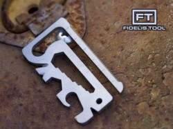Fidelis Tool: 12+ в одном. Инструмент на все случаи в жизни