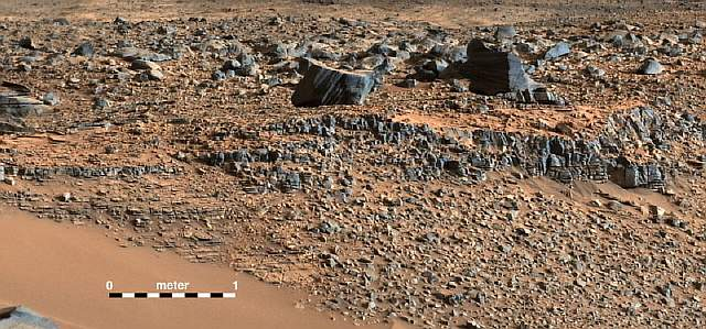 Spoken Alien Message And Probe On Mars Found By
