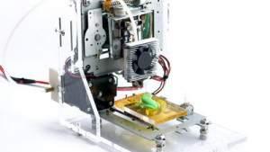 Как сделать полноценный мини-3D-принтер из флоппи-дисковода и другого электронного хлама