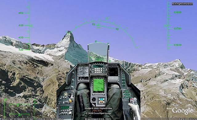 google-earth-flight-simulator
