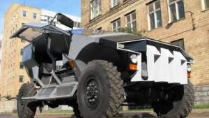 Этот российский бронеавтомобиль должен стать футуристическим ответом Humvee