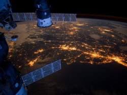 Земля, вид из космоса онлайн: наша планета из космоса в реальном времени