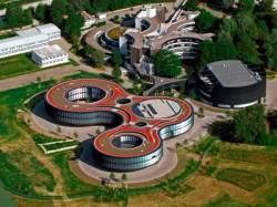 Самые красивые научные лаборатории мира