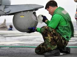 Военно-морской Флот США разработал прозрачную глиняную броню