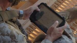 Военный Android-планшет KILSWITCH вызывает авиаудар за четыре минуты