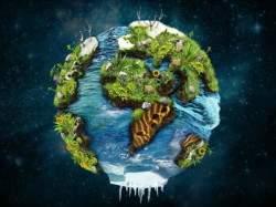 Научные данные показывают, что наша Земля становится зеленее