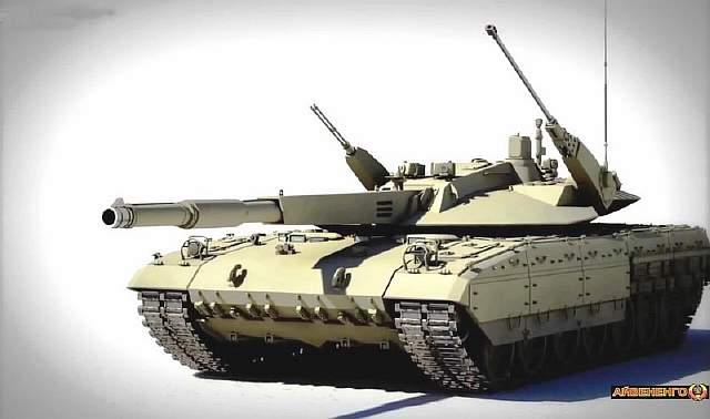 Armata tank palma2mex