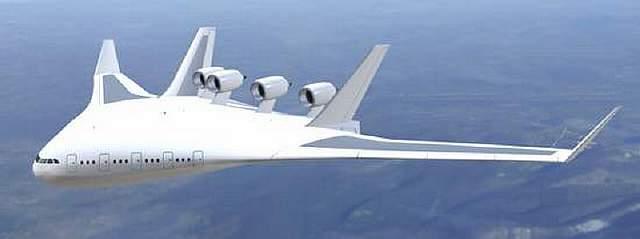Boeing-Blended Wing Body