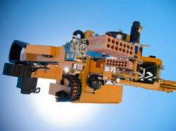 Робот-каменщик из Австралии способен строить по одному дому каждые два дня