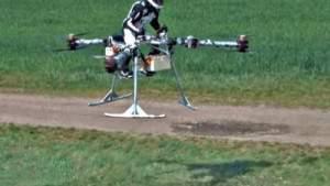 Спидер из Звёздных Войн успешно совершил несколько первых испытательных полётов