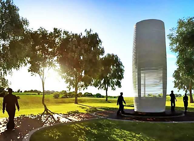 Smog Free Tower1