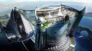 10 впечатляющих мегапроектов мира